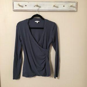 CAbi Long Sleeve Top